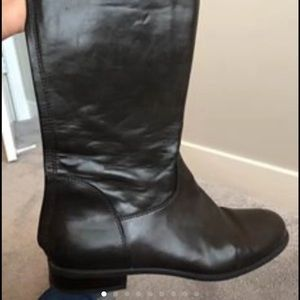 Ciao Bella brown leather boots